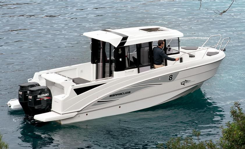 Barracuda 8 YLLORA