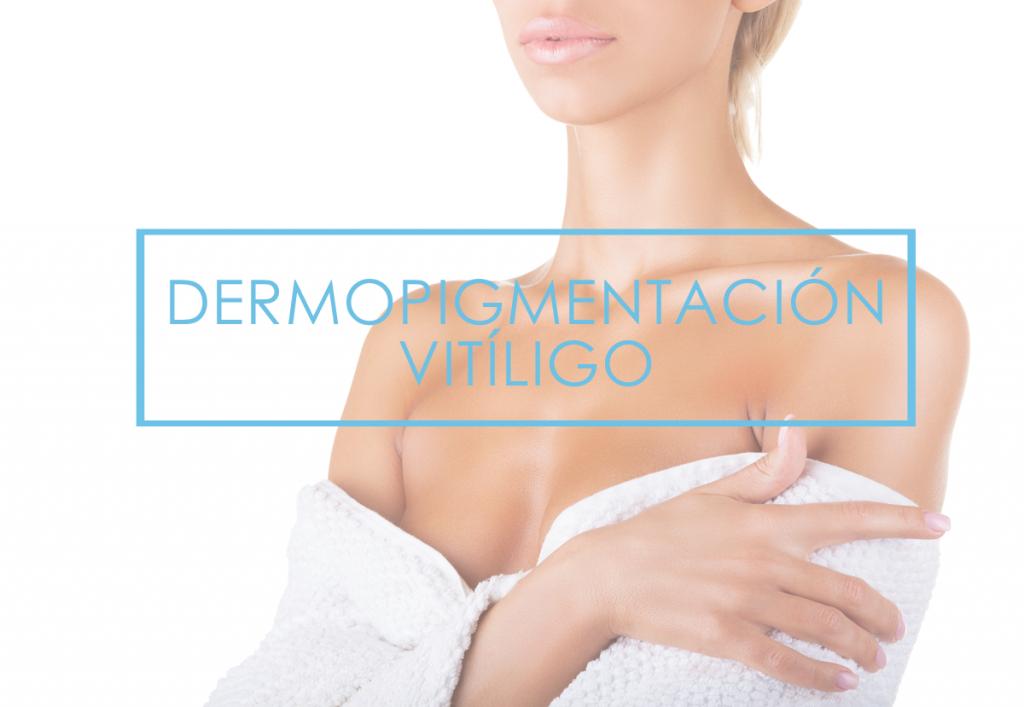Dermopigmentación Vitíligo